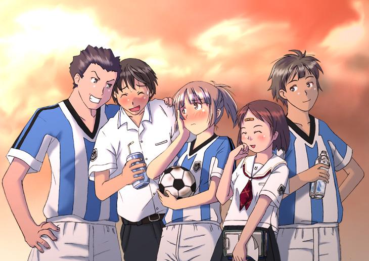 7月11日輝日南サッカー部