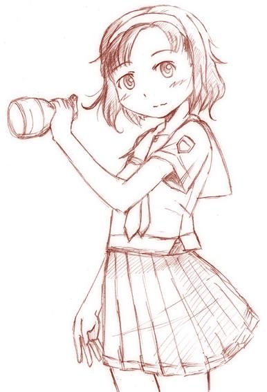 川田マリ子